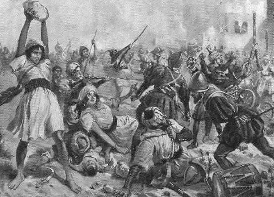 Els moriscos es revolten