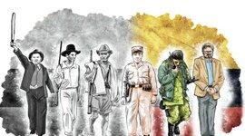 LA VIOLENCIA EN COLOMBIA DESDE 1886 timeline