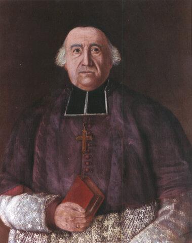 Nomination d'un nouvel évêque catholique.