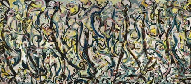 Mural de Pollock