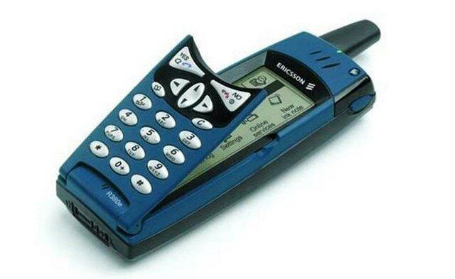 Teléfono táctil