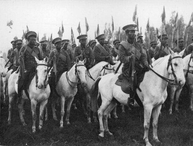 Second Italy-Ethiopian war