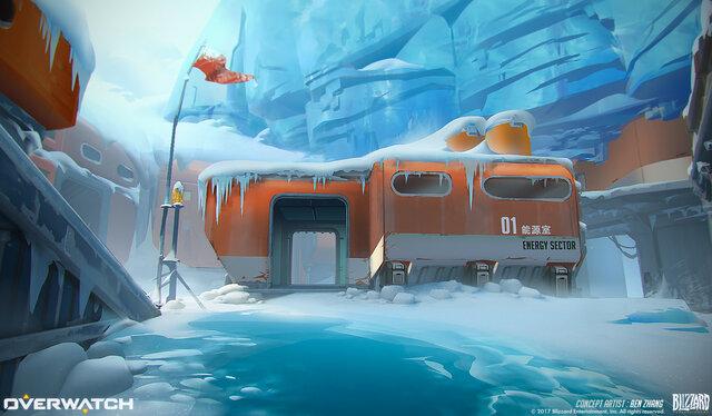 Catastrophe écologique à Ecopoint : Antarctique, le personnel entre en cryostase