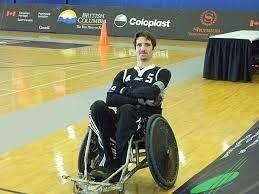 Presidente de la zona Americana de rugby en sillas de ruedas