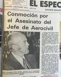 Asesinato de Fernando Uribe Senior