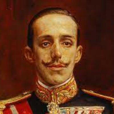 Reinado Alfonso XIII timeline