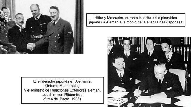 Pacto Antikomintern con Alemania