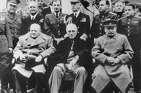 Meeting at Yalta