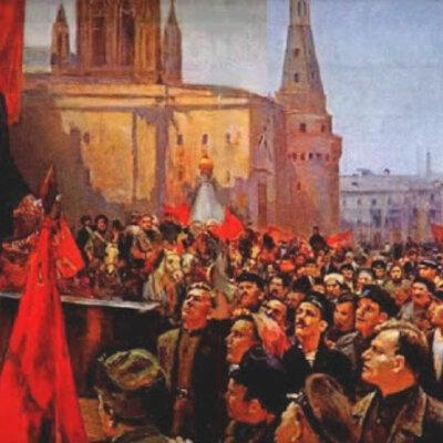 Revolución Rusa, Aexis, Belen y Jorge timeline