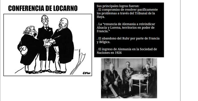 Conferencia de Locarno