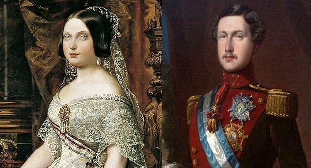 Boda de Isabel II