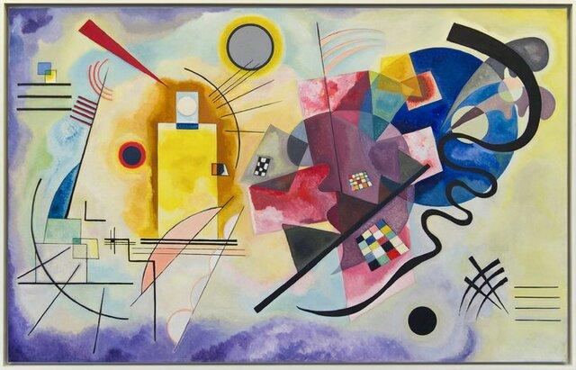 Art Abstracte 1910