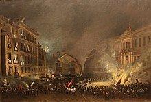 La Revolución de 1854