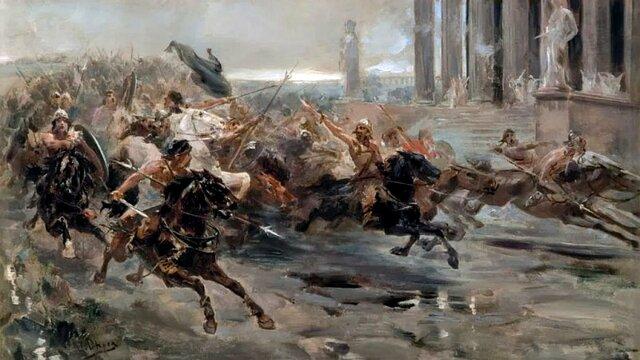 Invasão germânica