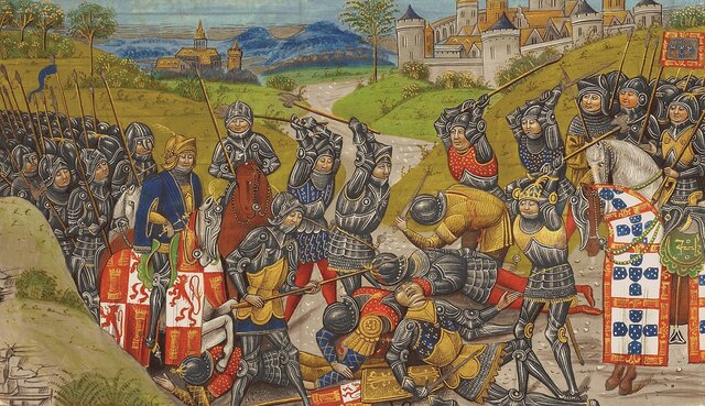 Séc. XI - Reconquista da Península Ibérica
