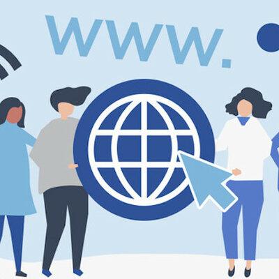 Evolución de la Web y su relación con la Internet timeline