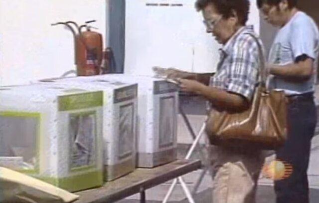 Elecciones 1991