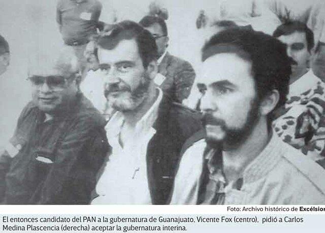 Conflicto Guanajuato 1991