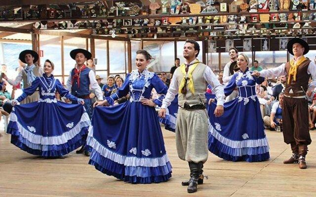 Origem das danças Gaúchas