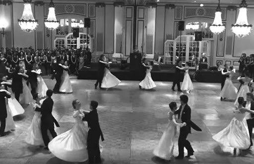 Dança de Salão no Brasil