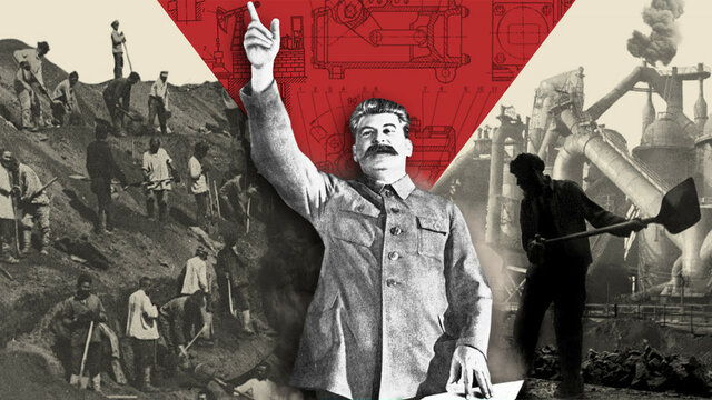 Stalin's First Five Year Plan