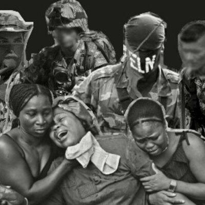 Conflicto armado en Colombia timeline