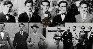 Amistades de Federico García Lorca