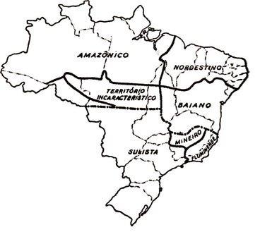 1922 - Primeiro mapa linguístico brasileiro