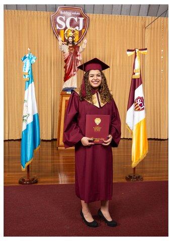 Graduación del bachillerato