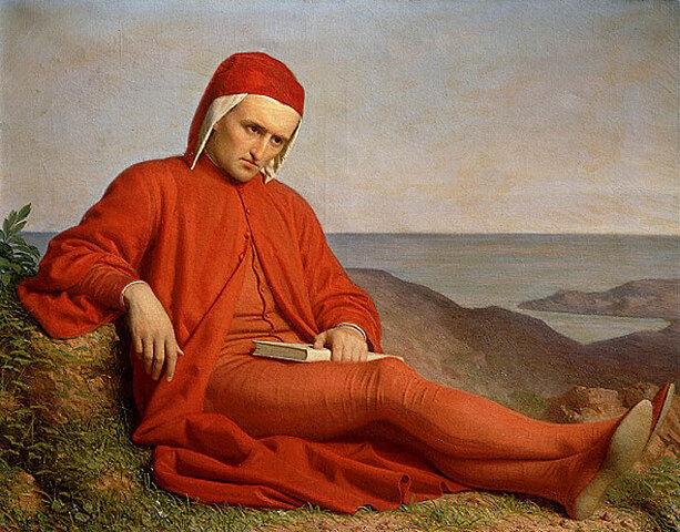 Exilio de Dante