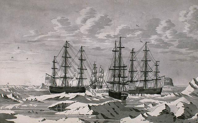 Création de la Compagnie du Nord-Ouest.