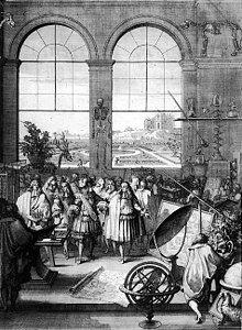 1792. Academia de Ciencias de Francia