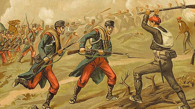 Guerra de los Supremos