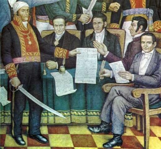 Primer congreso de mexico