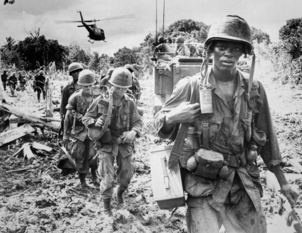 the vietnam war- melanie narvaez