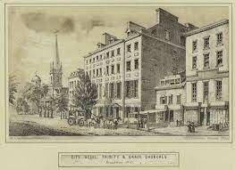 Se inauguró en Nueva York el primer edificio con fines netamente hoteleros