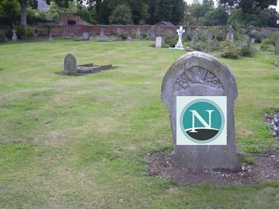 Defunción de Netscape