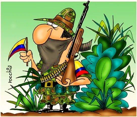 Surgimiento de las guerrillas contemporáneas