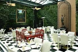 Inauguración del primer restaurante dentro de un hotel