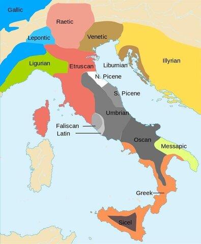 Ocupação da Península Itálica