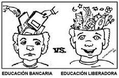 Freire educación liberadora.