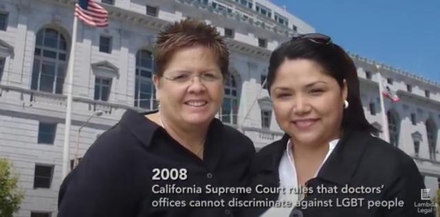 Lambda Legal v. Medical Discrimination
