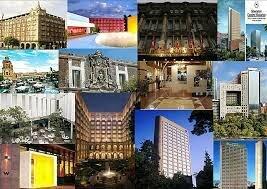 Industria Hotelera Moderna en México