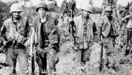america attacks vietnam