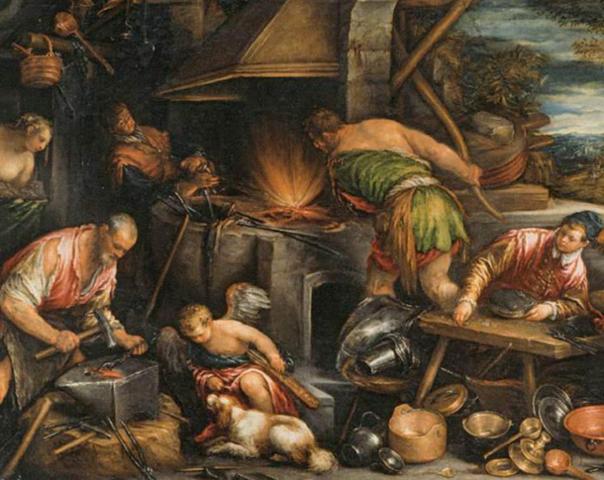Edad de Hierro. Siglo XI a.C.