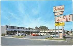 Surgen el Motel y el Motor Hotel