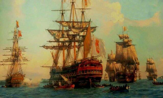 Início das Grandes Navegações