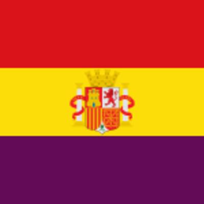 EJE CRONOLOGICO II REPÚBLICA Y GUERRA CIVIL 1931-1939 timeline