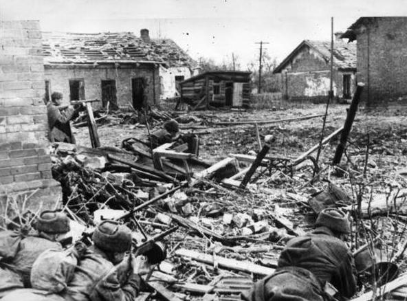 Inici de l'atac de l'exèrcit alemany a Stalingrad