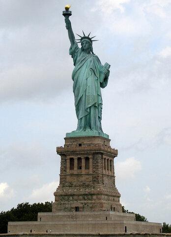 Estatua de la libertad (1886)